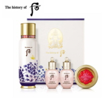 THE HISTORY OF WHOO Bichup First Care Moisture Anti-Aging Essence Set [Monthly Limited -June 2018]